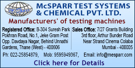 McSparr Test Systems & Chemical Pvt. Ltd.