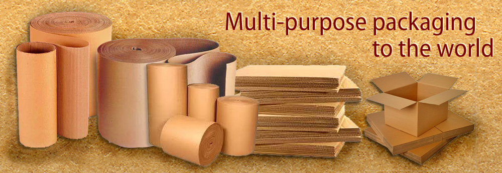 Multi-purpose packaging to the world